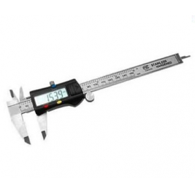 Stainless Steel Electronic Digital Caliper with LCD Display