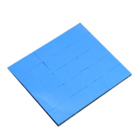 Thermal Conductive Pad/Silicon Gel Heatsink Pad 100mm*100mm*3mm