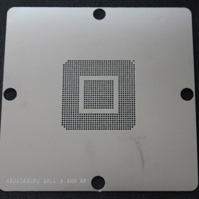 Latest XBOX 360 GPU BGA Stencil 90*90mm