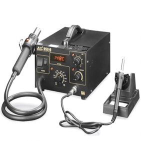 GORDAK 952B 2 in 1 Soldering Station for SMD Soldering & Desoldering