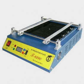 New Arrival PUHUI T8280 Infrared Pre-heater/Preheating Plate Station on Sale