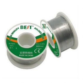 Alpha 0.8mm Leaded Soldering Wire 500g