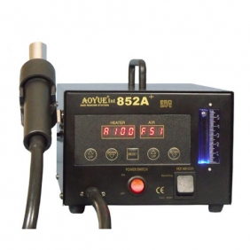 AOYUE 852A+ Hot Air Soldering Station SMD Rework Station