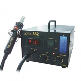 AOYUE 852 SMD Rework Station Hot Air Soldering Station