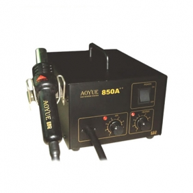 AOYUE 850A++ Hot Air Soldering Station for SMD Soldering Desoldering