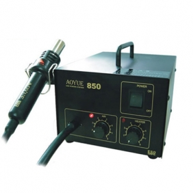 Aoyue 850 Hot Air Soldering Station for SMD Rework