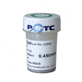 Profound Leaded BGA Solder Ball 0.45mm 250K pcs