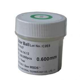 Profound Leaded BGA Solder Ball 0.6mm 250Kpcs