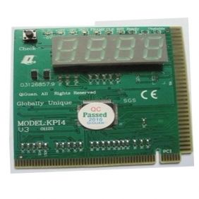 4-Digits Motherboard Diagnostic Card for Desktop