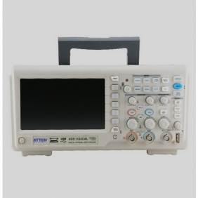 ATTEN ADS1102CAL Dual Channel Digital Oscilloscope 100MHz 1GMSa/s 7