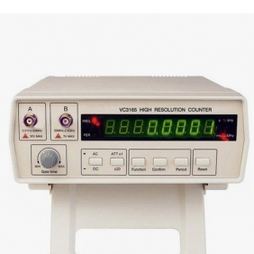 VC3165 Frequency Counter Meter 0.01Hz-2.4GHz