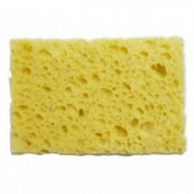 2mm Yellow Soldering Iron Tip Cleaning Sponge