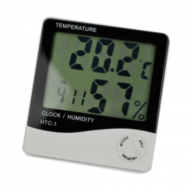 HTC-1 LCD Digital Temperature Humidity Meter