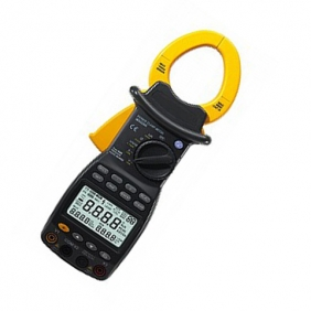 MS2203 3-phase clamp Meter power factor correction RS23 on Sale