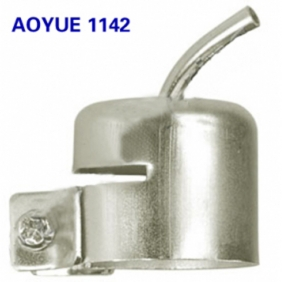 AOYUE 1142 Bent Single φ 3mm Hot Air Nozzle