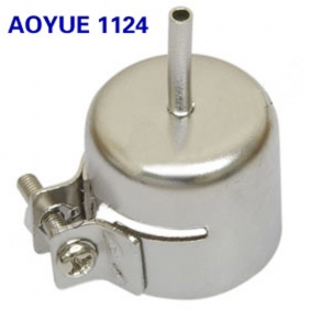 Single φ 2.5 mm AOYUE Hot Air Nozzle 1124
