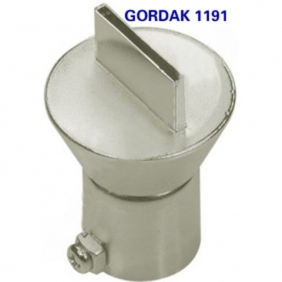 GORDAK 1191 Sip 25L 29.7 Hot Air Nozzle