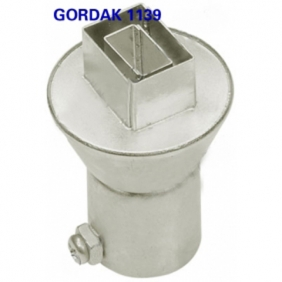 GORDAK 1139 PLCC 7.3x12.5mm Air Nozzle