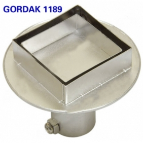GORDAK 1189 PLCC 34x34mm Air Nozzle for Hot Air Soldering Station