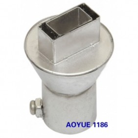 AOYUE 1186 TSOP Hot Air Nozzle 18x10mm