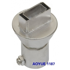 AOYUE 1187 Hot Air Nozzle for TSOP 18.5x8mm