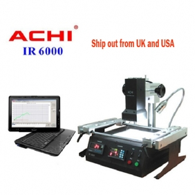 ACHI IR6000/ACHI IR-6000 Infrared BGA Rework Station on Sale