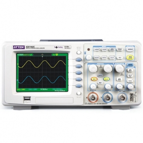 60MHZ 2 Channel ADS1062C Atten Digital Oscilloscope 500MSa/s