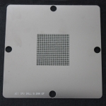 Latest WII GPU 90*90mm BGA Reballing Stencil Template for Wii Old Version
