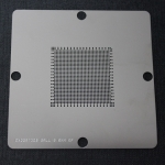 Buy 80*80mm BGA Stencil PS3 CXD2973GB from Ebgarework