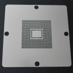 Buy PS3 CPU 80*80mm BGA Stencil for PS3 Old Version